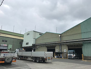共備運輸興業㈱倉庫