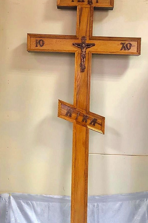 крест из дерева фото