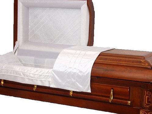 Элитный гроб фото