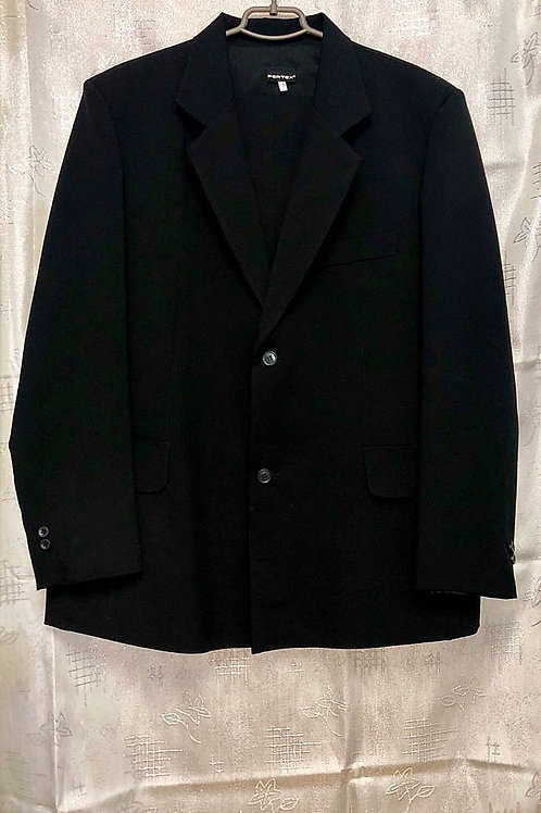 Черный ритуальный костюм
