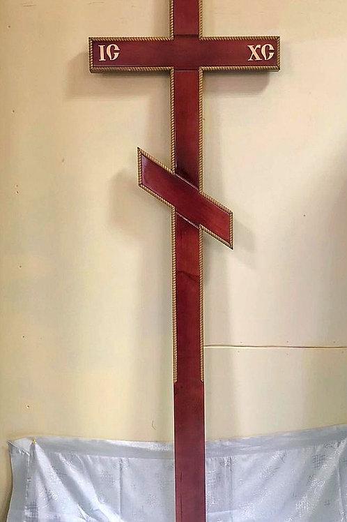 Деревянный крест фотография