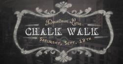 Chalk Walk Graphic