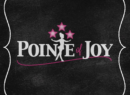Update from Pointe of Joy
