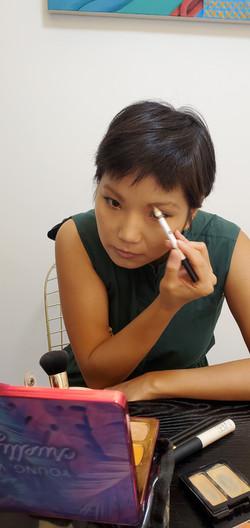 Asian skin makeup lesson
