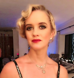 1920s makeup and hair