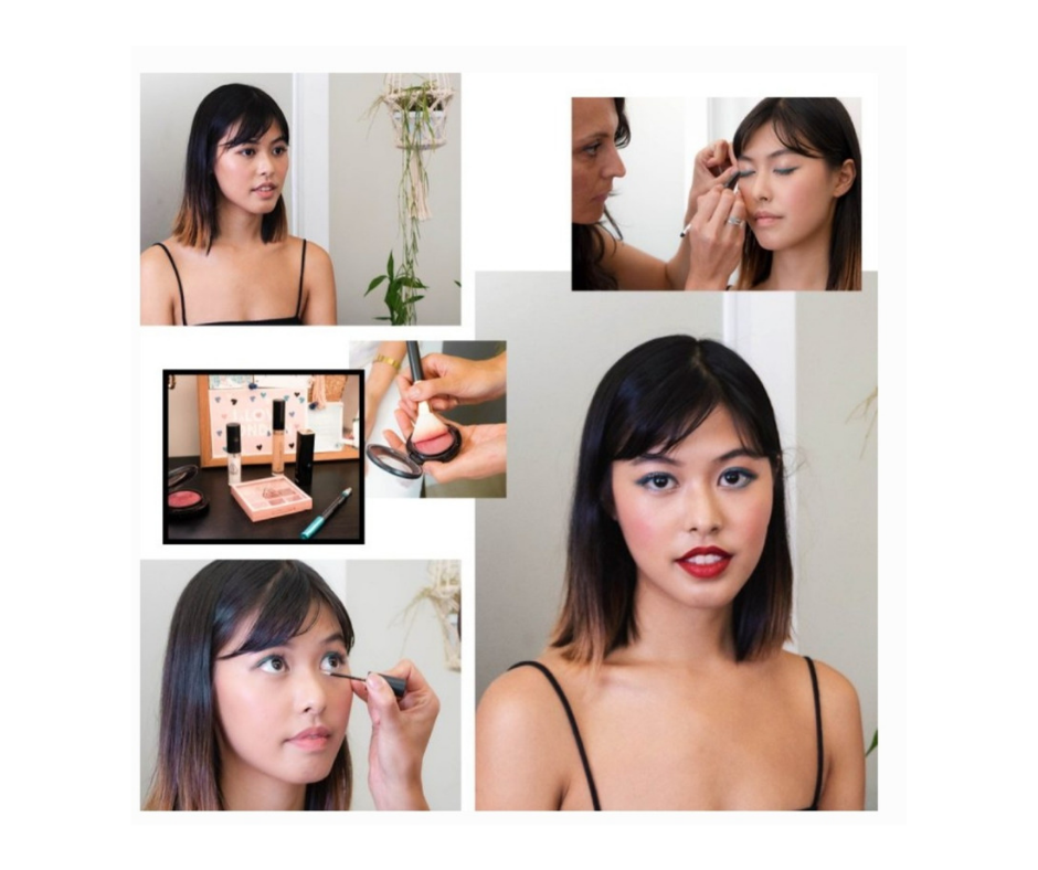sassy magazine simple makeup