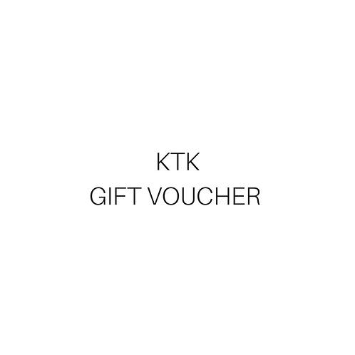 Krystina Te Kanawa Ltd Gift Voucher
