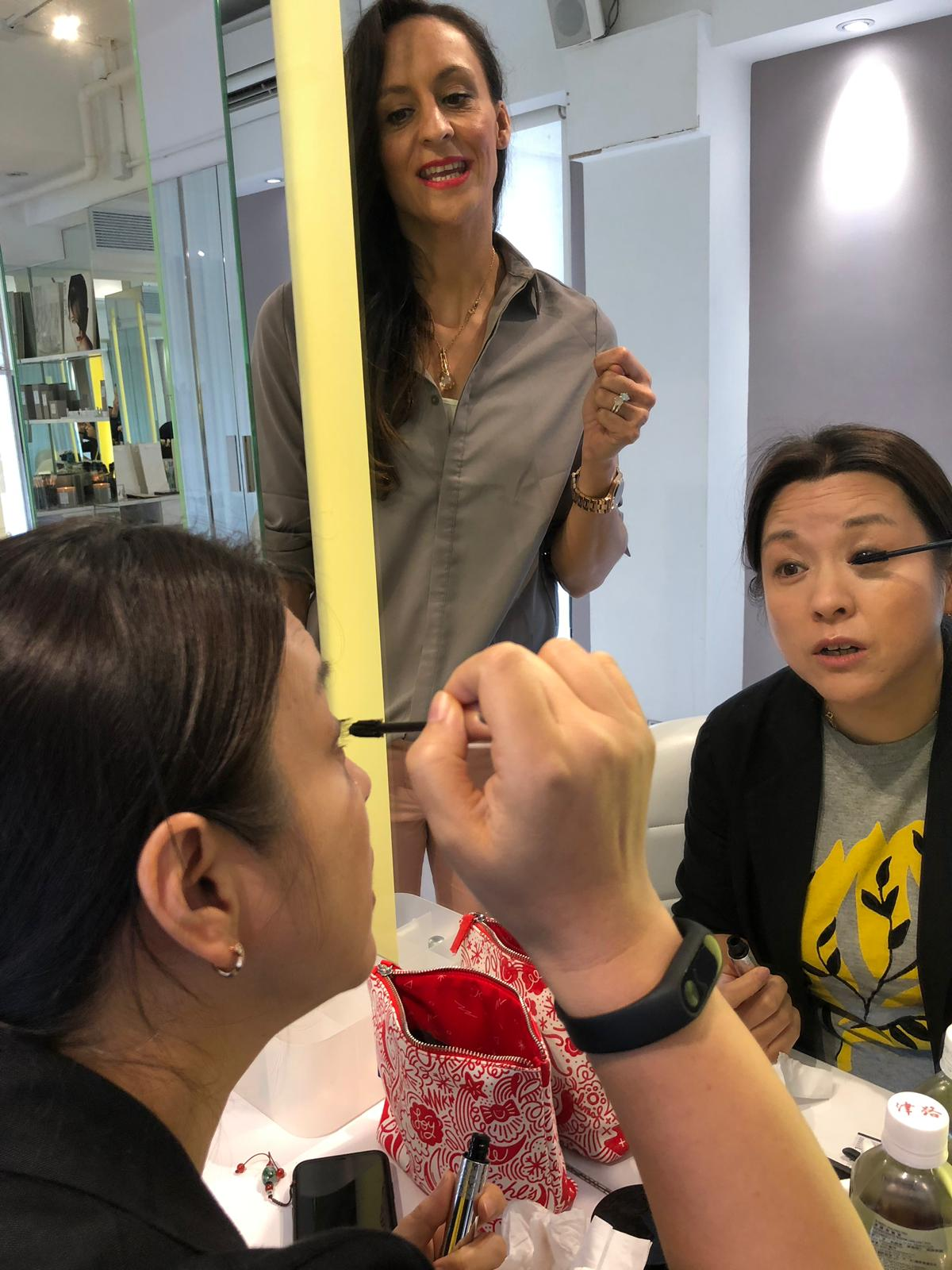 asian makeup lesson