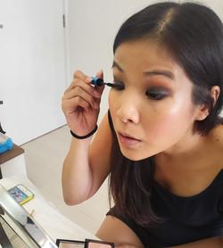 post baby makeup lesson hong kong