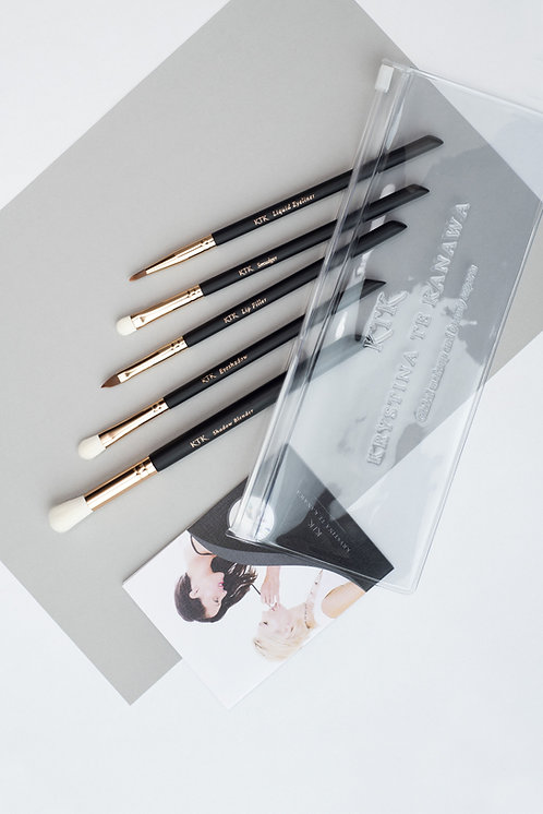 Deluxe Eye Brush Set