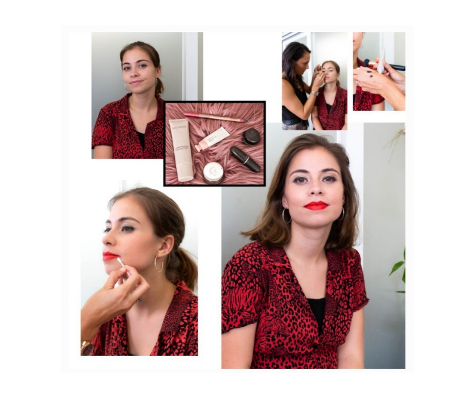 sassy magazine bold red lips
