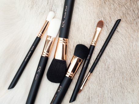 A Makeup Artist's Guide To Cleaning Your Makeup Brushes