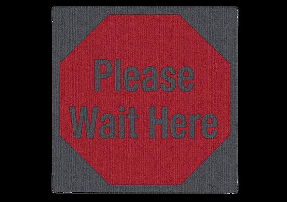 Please Wait Carpet Tile Fabrication