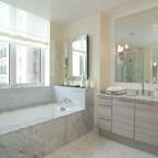 Stone and Tile Custom Bathroom