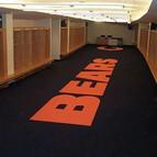 Chicago Bears Locker Room