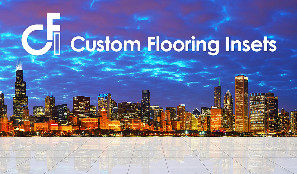 Custom Flooring Insets is Chicago's source for custom architectural surfaces.