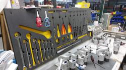 Equipment Shadow Board