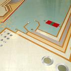 Abstract Art Deco Motif
