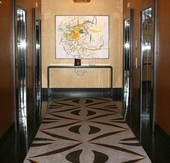 Hotel Carpet Design