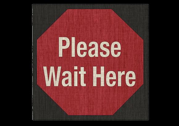Please Wait LVT Fabrication