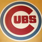 Chicago Cubs Vinyl Logo