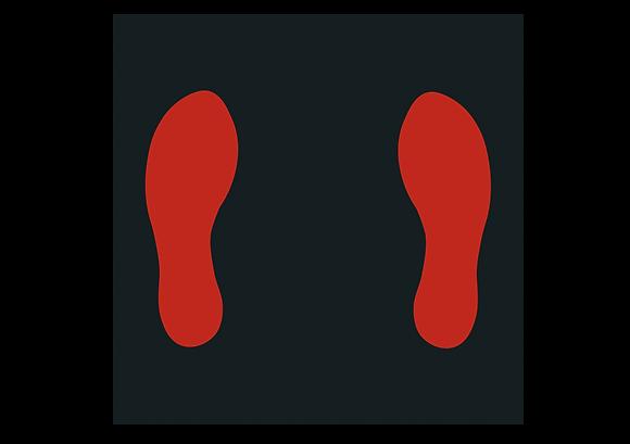 Shoes Vinyl Tile Fabrication