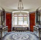 Hinsdale House Bathroom