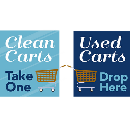 Used & Clean Carts