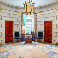 Hinsdale House Entryway