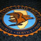 Illinois State Police Medallion