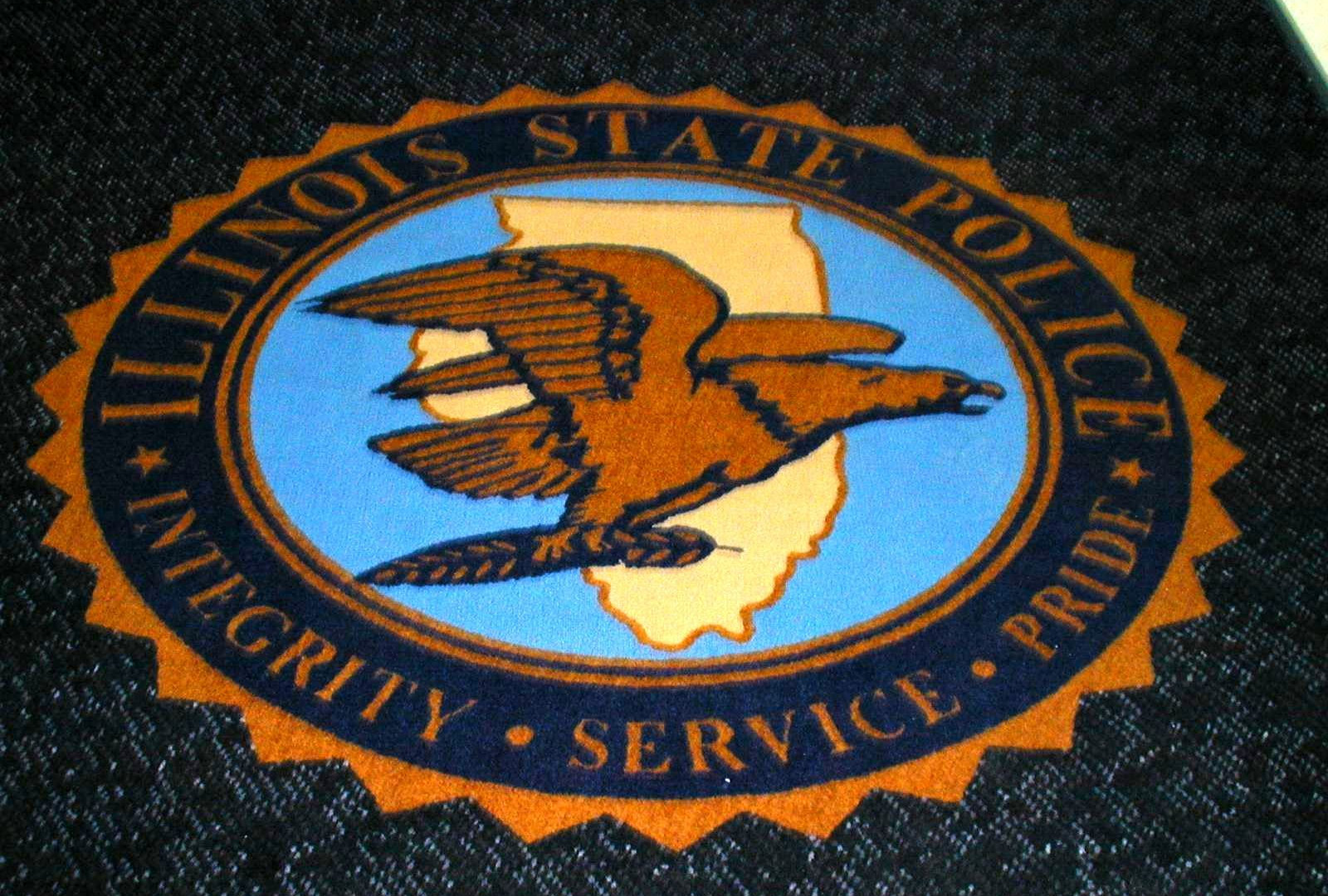 Illinois State Police Medallion