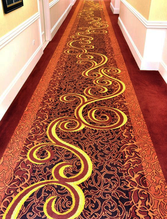 JW Marriott Hotel Carpet