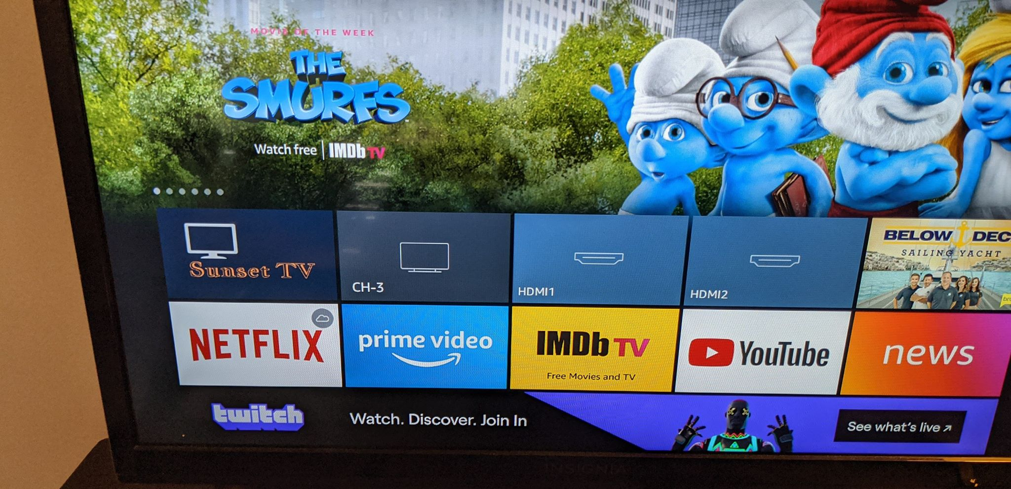 Sunset TV moves to Roku, Fire TV