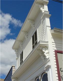 Almont Museum Facade 2010
