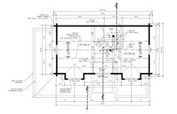 Retreat Structure Drawing