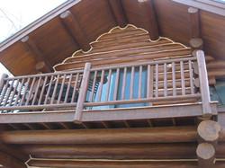 Hantz porch 2011