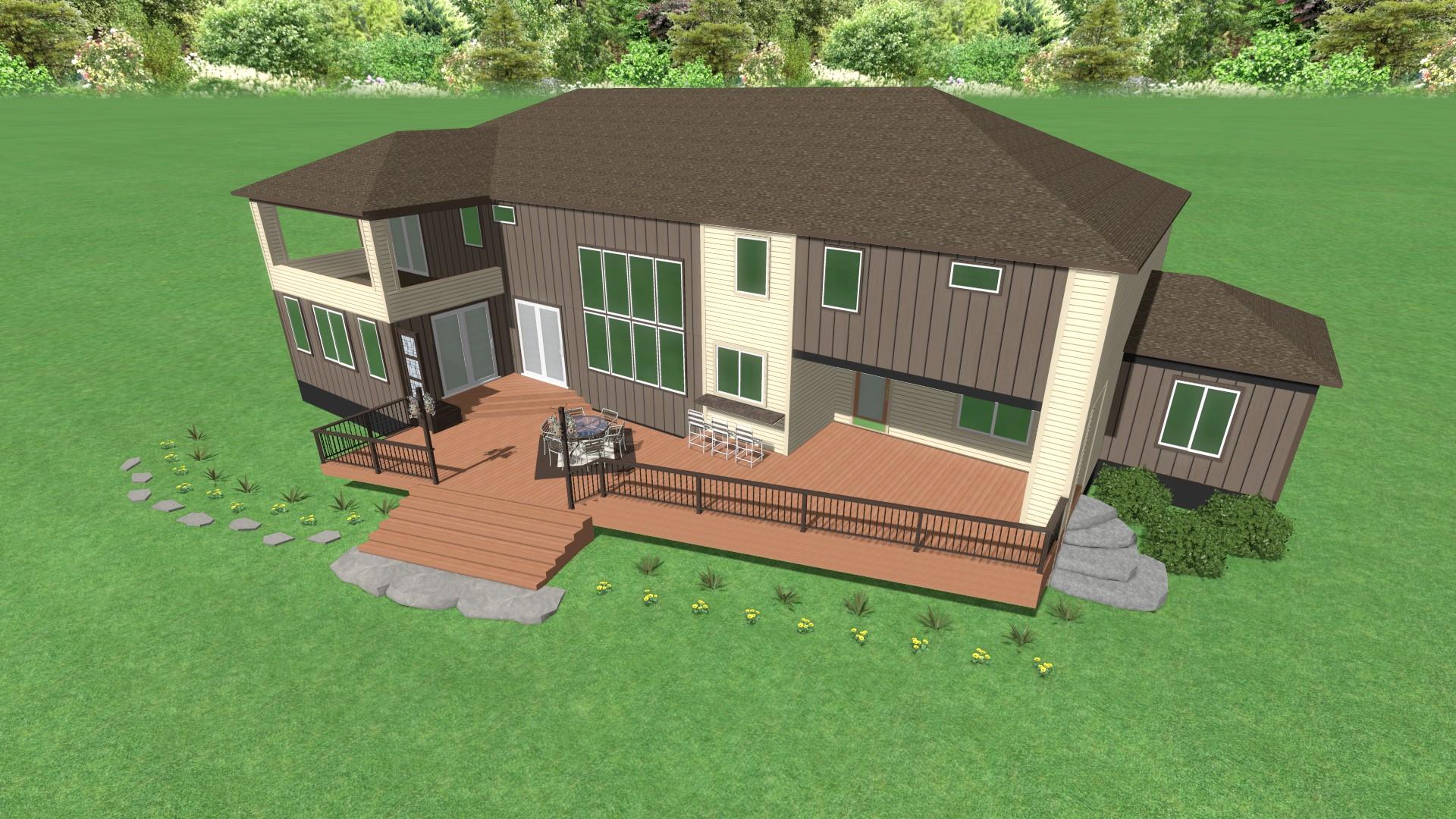 Deck Option 3 - Photo 2