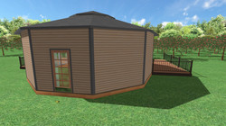 Yurt Design 8