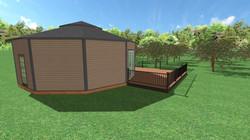 Yurt Design 9