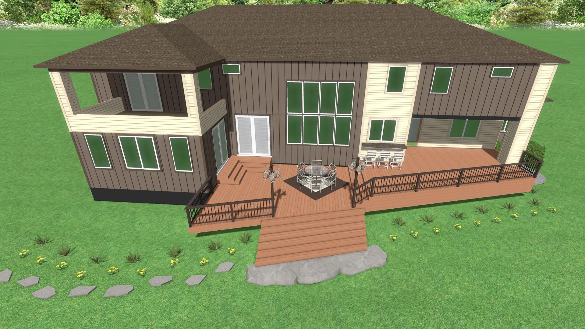 Deck Option 1 - Photo 1