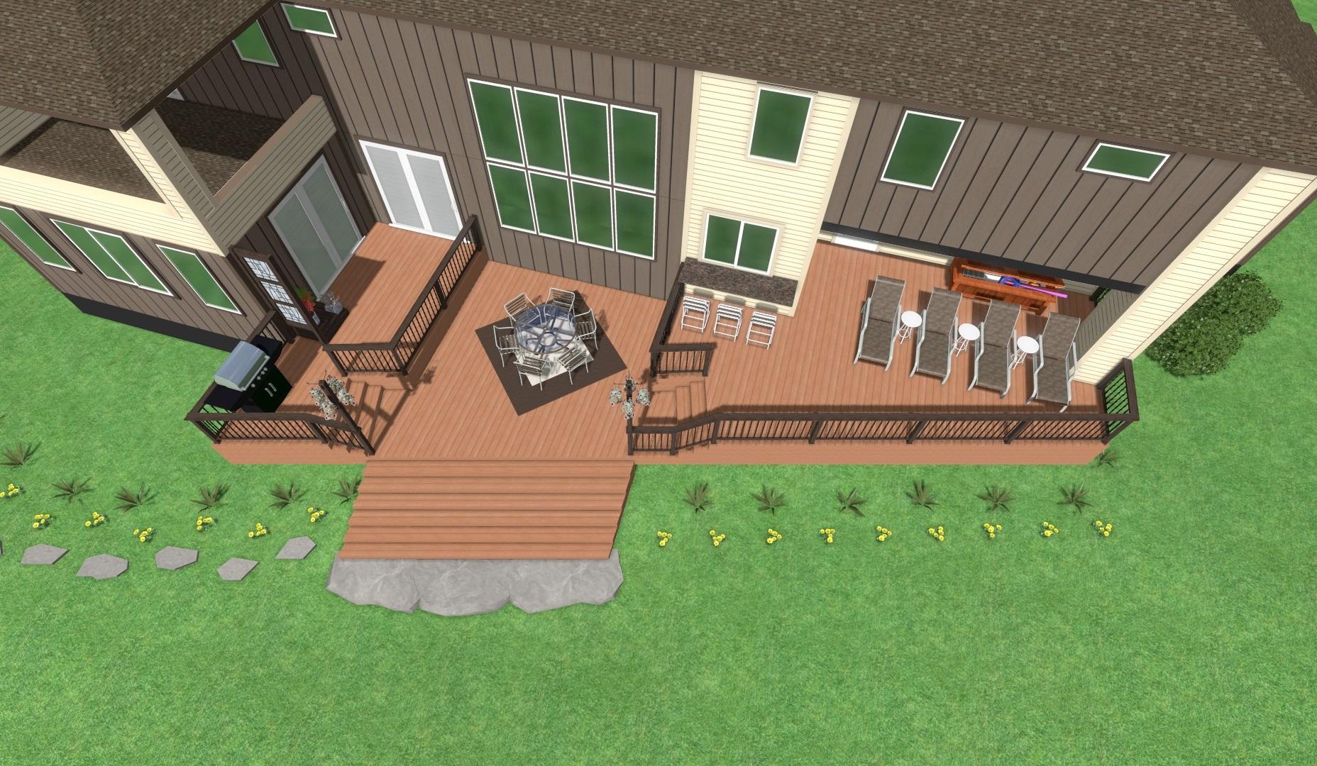 Deck Option 4 - Photo 5