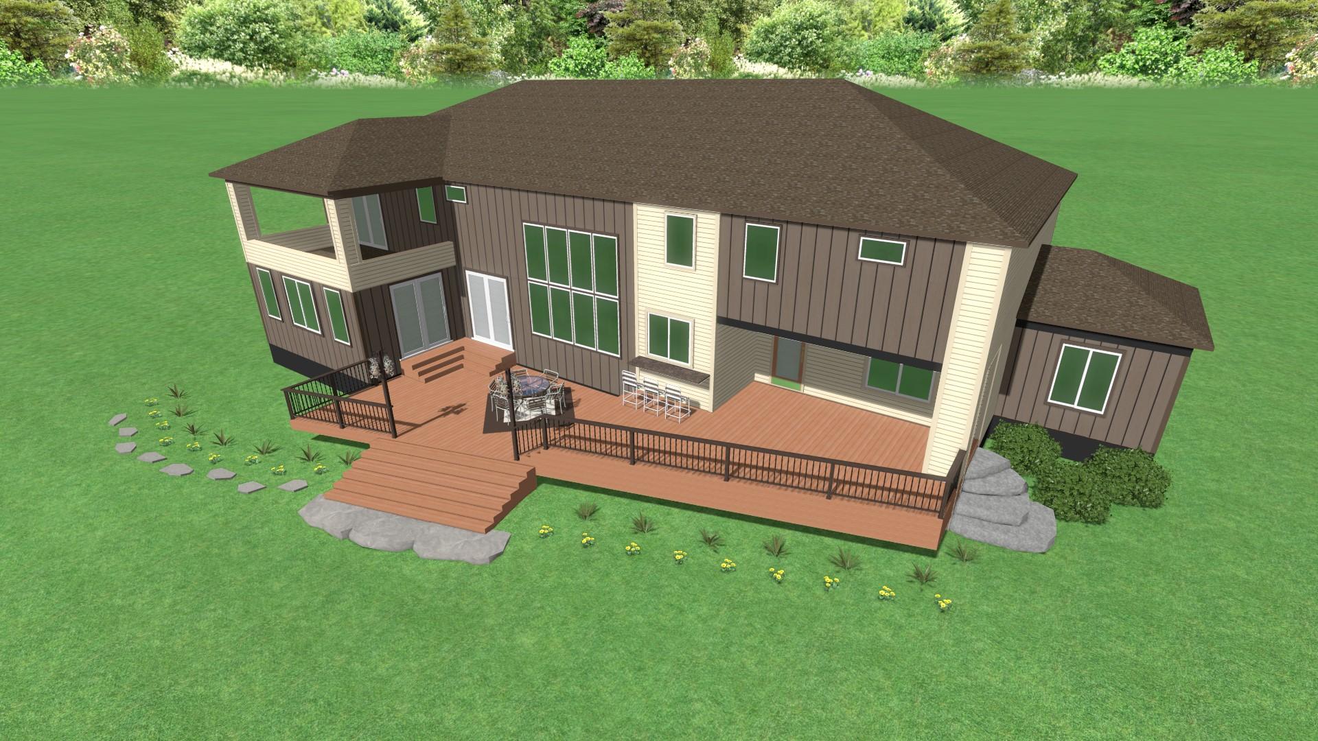 Deck Option 1 - Photo 2