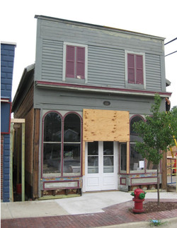 Almont Museum Before