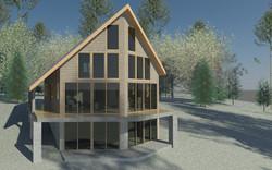 Eco House - Exterior