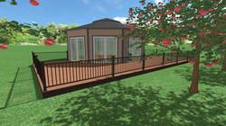 Yurt Design 6