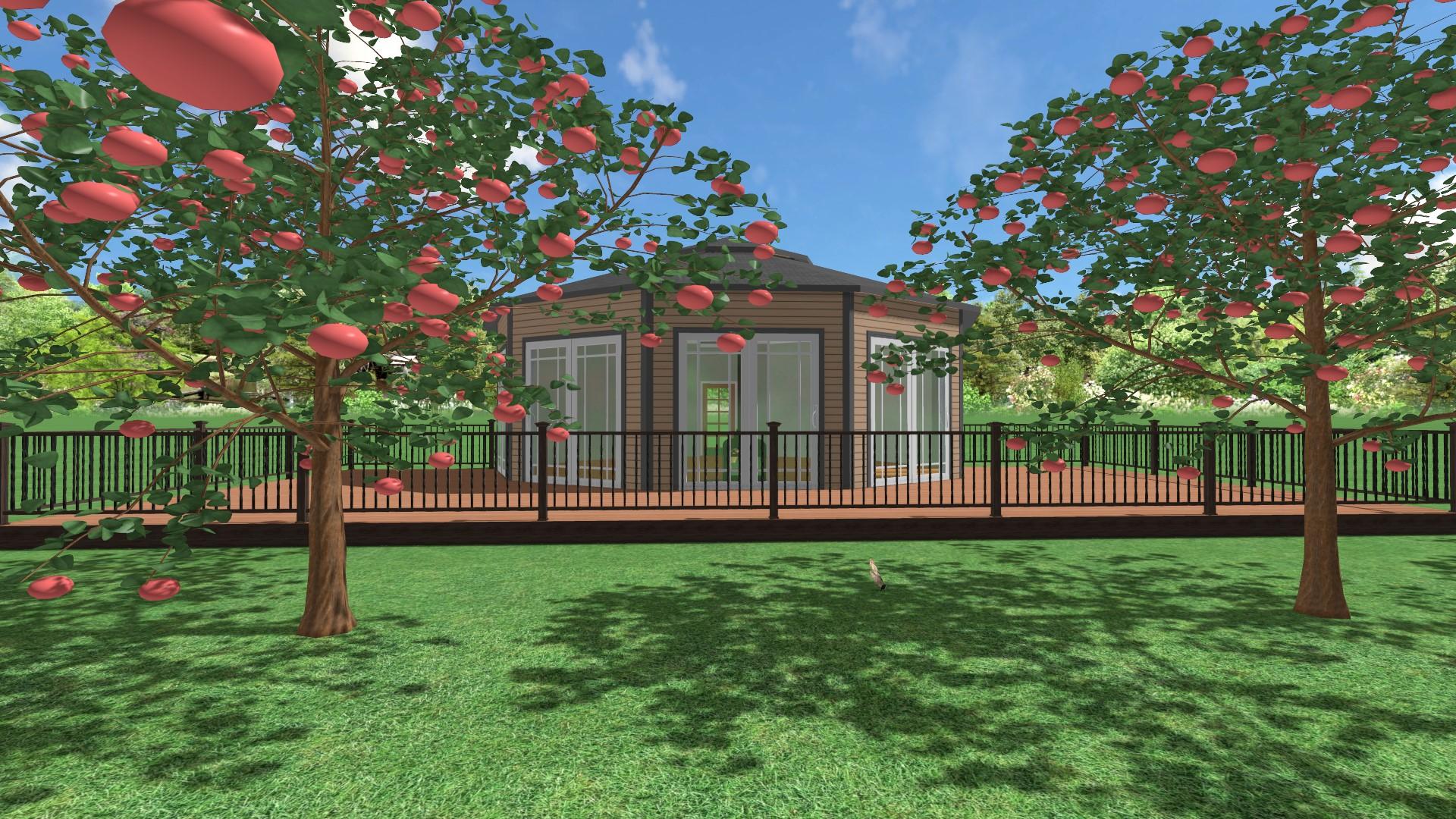 Yurt Design 7