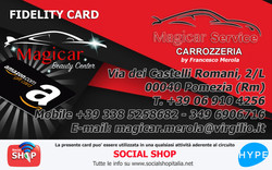 CARD MAGICAR