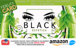 CARD BLACK ESTETICA