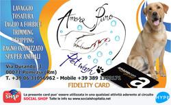CARD AMORE PURO