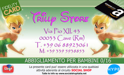 CARD trilly store copia